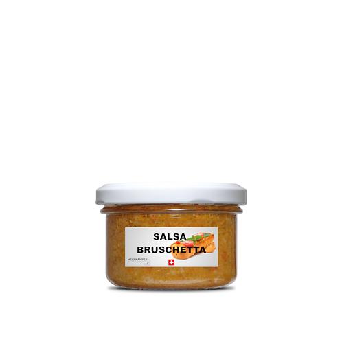 Salsa Bruschetta - 120 ML.