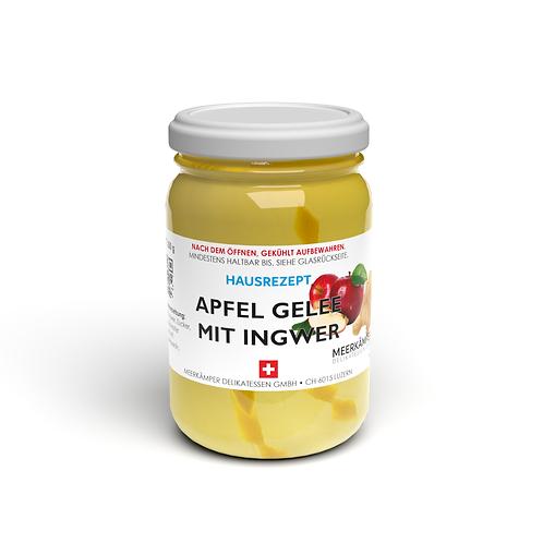 Apfel Gelee mit Ingwer - 250 g