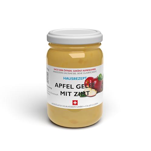 Apfel Gelee mit Zimt - 250 g