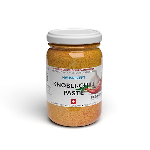 Knobli-Chili Paste - 212 ml