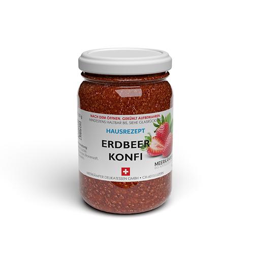Erdbeer-Konfi - 250 g