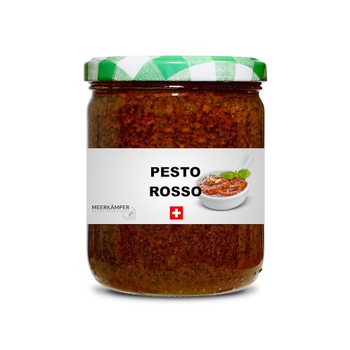 Pesto Rosso - 450 ML.