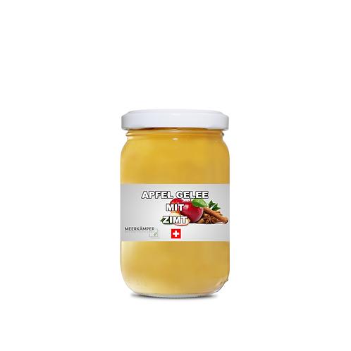 Apfel Gelee mit Zimt - 250 G.