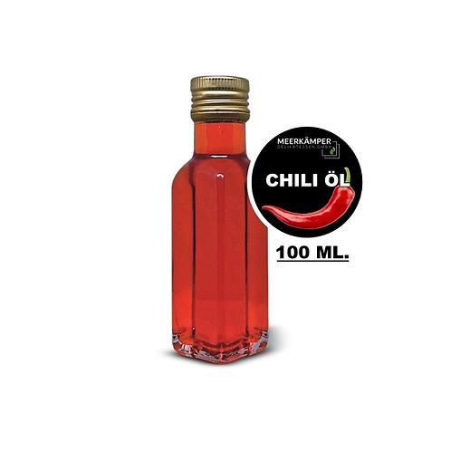 Chili Öl - 100 ML.