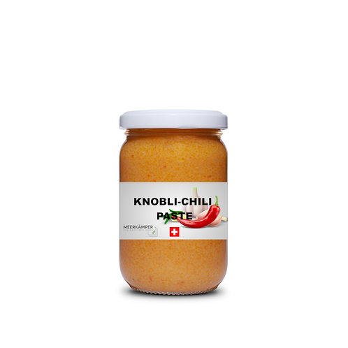 Knobli-Chili Paste - 212 ML.