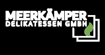 Meerkämper_Delikatessen_GmbH_Logo_Weiss