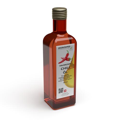 Chili Öl - 250 ml