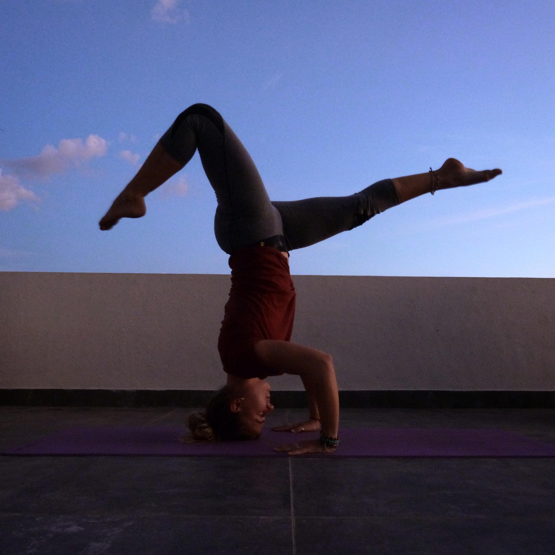 cours yoga avignon particulier tina
