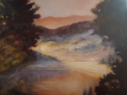 "32""x38"" - oil on canvas"