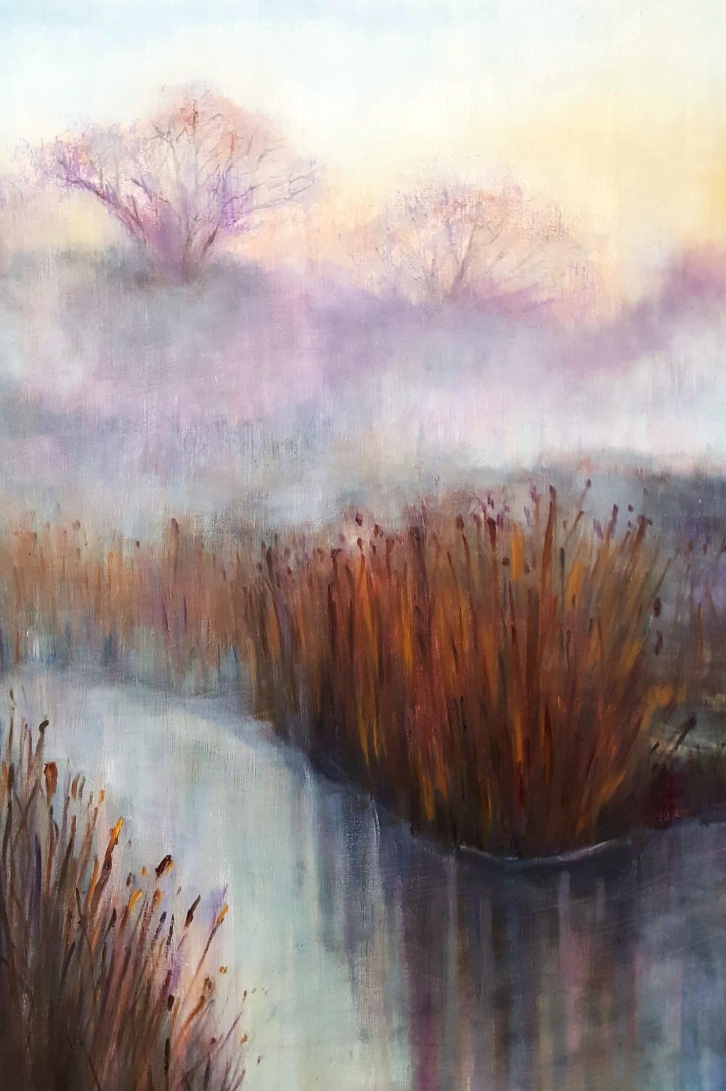 "24"" x 36"" - oil on canvas"