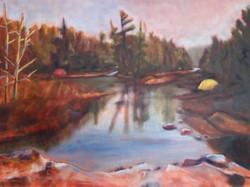 "36""x48"" - oil on canvas"