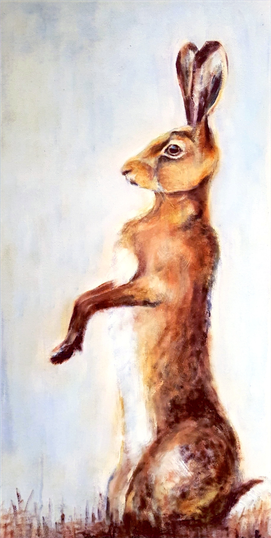 "12"" x 24"" - oil on canvas"
