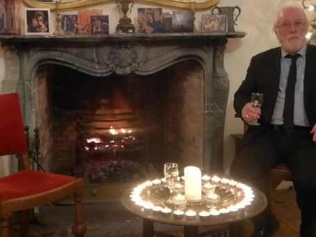 Fireside Chat for New Year
