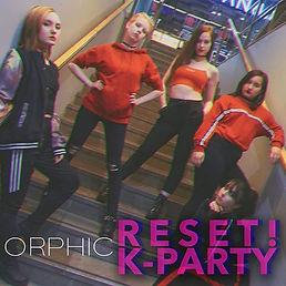Orphic dance crew