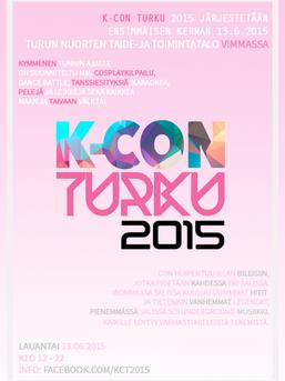 K-CON TURKU 2015