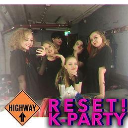 Highway dance crew