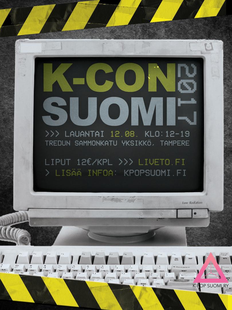 KCON SUOMI 2017