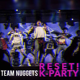 Team Nuggets dance crew