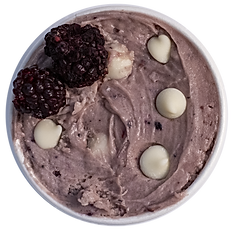 BLACKBERRY WHITE CHOCOLATE