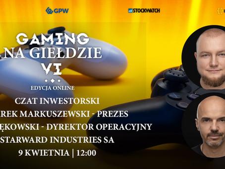 Prezentacja - Gaming na Giełdzie VI