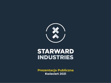 Prezentacja publiczna Starward Industries