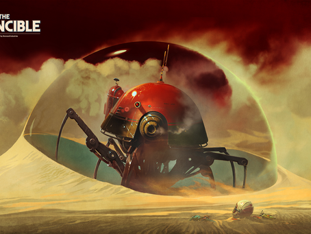"""Ogłoszenie gry """"The Invincible"""" entuzjastycznie przyjęte przez międzynarodowe media"""