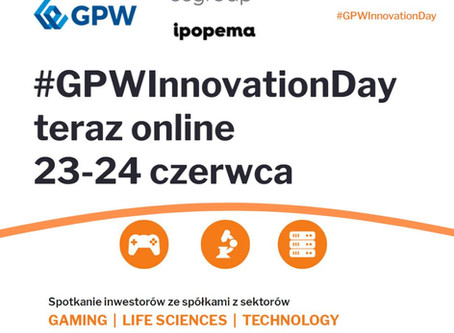 Starward Industries w gronie 5 producentów GameDev na GPWInnovationDay