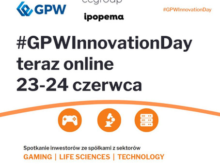 Starward Industries w gronie 5 producentów GameDev na GPWInnovationDay