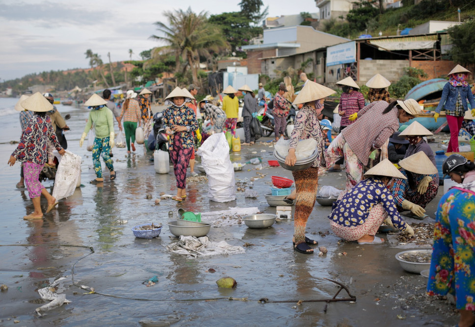 Advancing Gender Equality in Small-Scale Fisheries