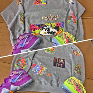 Custom Design Sweater