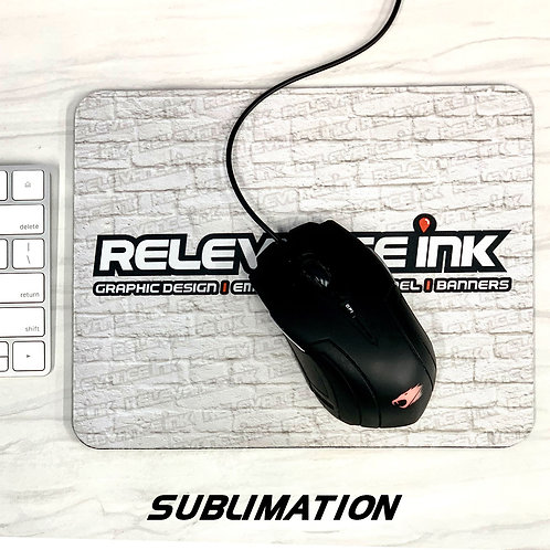 Custom Mousepad - Sublimation