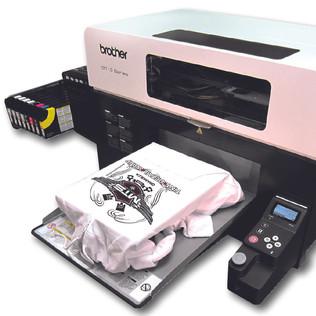 Direct-to-Garment (DTG) Machine