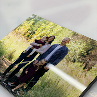 Custom Photo Plaque