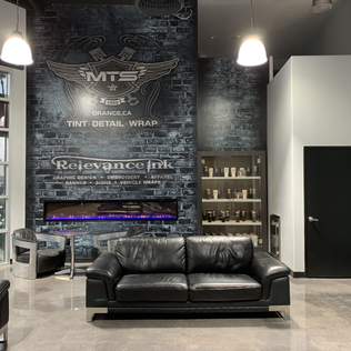 Mike's Tint Shop and Relevance Ink