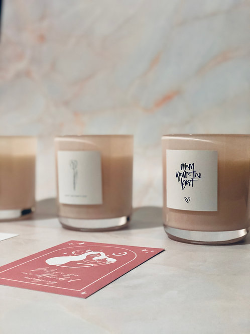 Limited Edition Mother's Day Candle