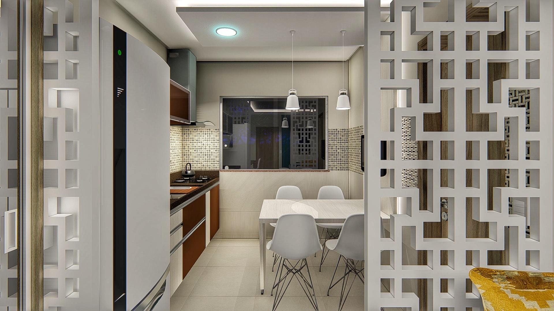 Perspectiva 05 - Cozinha