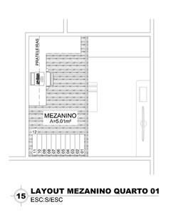 Layout Mezanino Quarto 01