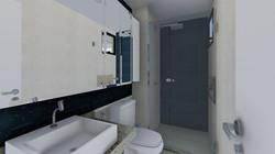 Perspectiva 21 - Banheiro Suíte