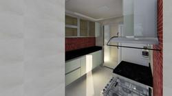 Perspectiva 08 - Cozinha