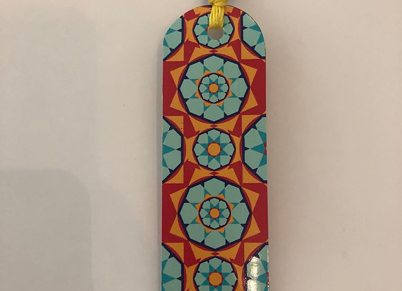 Islamic Design Bookmarks