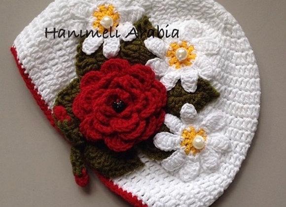 Baby Crochet Winter Hat