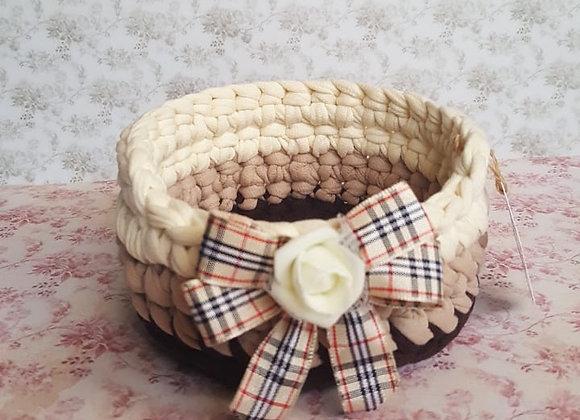Crochet Mini Baskets (small)