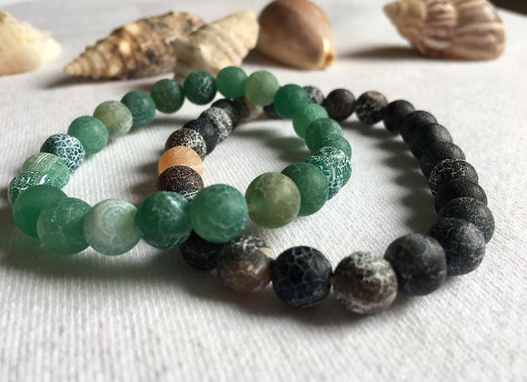 Marble Bracelets