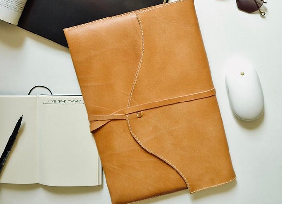 Leather Laptop Case (Big)