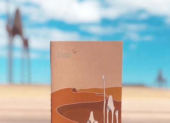 Jeddah Roundabout Notebooks