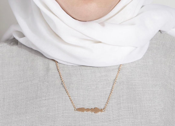 Alhamdulliah Necklace