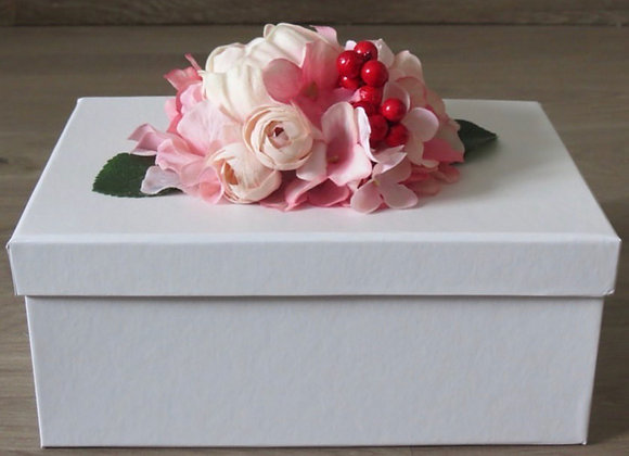 Medium Gift Boxes with Flowers