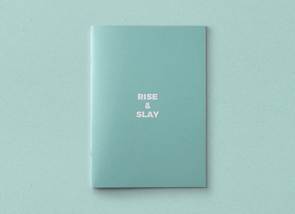 Rise & Slay Fannkoosh Notebooks
