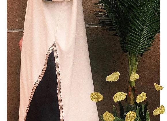Royal Berry Abaya