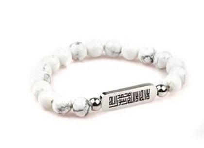 Shahada beads- Marble - (Large)